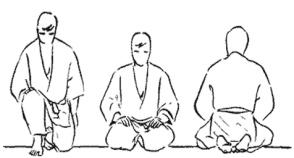 Seiza position